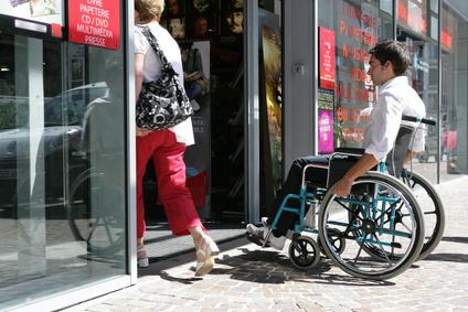 Diagnostic accessibilité handicapés bureau veritas pro